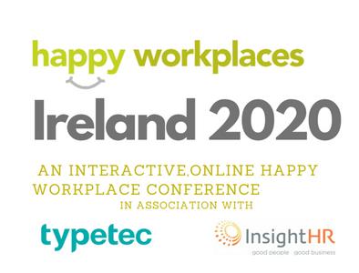 Happy Workplaces Ireland 2020