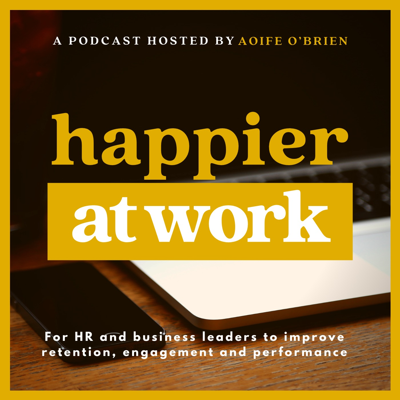 Happier at work podcast